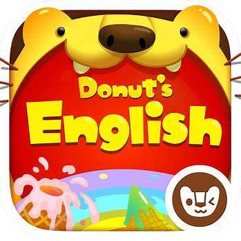 China in Asia (Online): Donut's English (Donut English) - Online - China