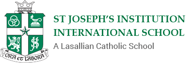 Singapore in Asia (School): St Josephs Institution International (SJI) - International School - Singapore