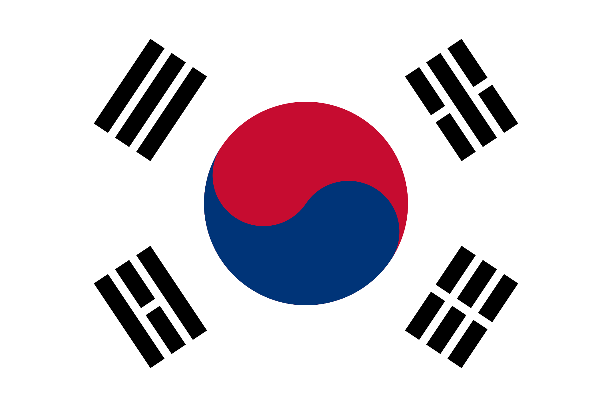 Korea, South Korea in Asia (School)