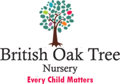 India in Asia (School): British Oak Tree Nursery - International School - India